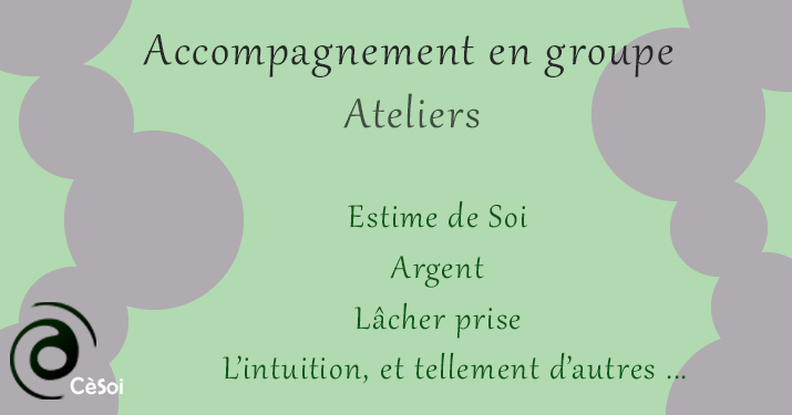 Accompagnement en groupe